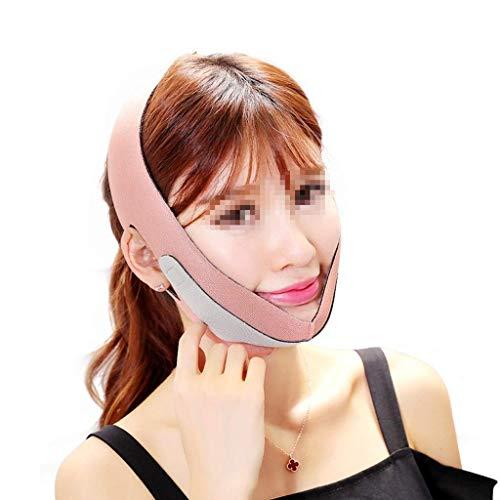 XYSQWZ Masque Lifting Small V Face Sleep Bandage Thin Double Chin Lift Firming Skin