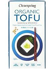 "Clearspring - Biologische Japanse Tofu ""Silken"