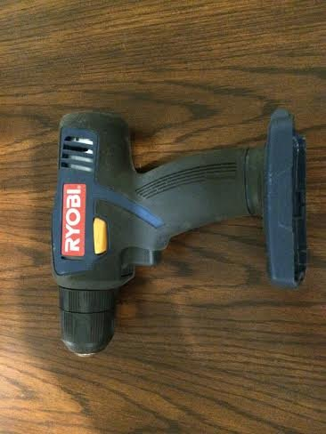 """Ryobi HJP002 - 12volt 3/8"""" Compact Drill (Bare-tool, no charger or battery)"""