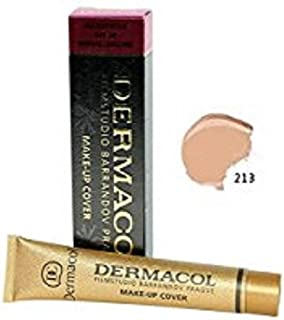 Dermacol Make-up Cover - Waterproof Hypoallergenic Foundation 30g 100% Original Guaranteed (213)