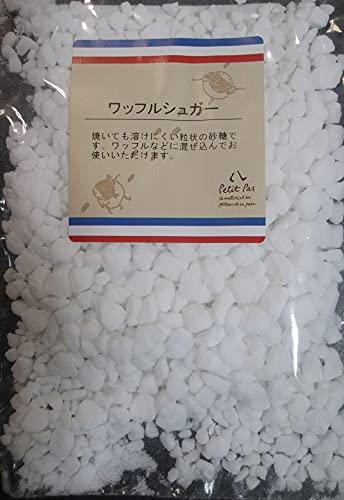 cotta / コッタ / プティパ お菓子作りの砂糖各種 (ワッフルシュガー / あられ糖, 100g?2袋)