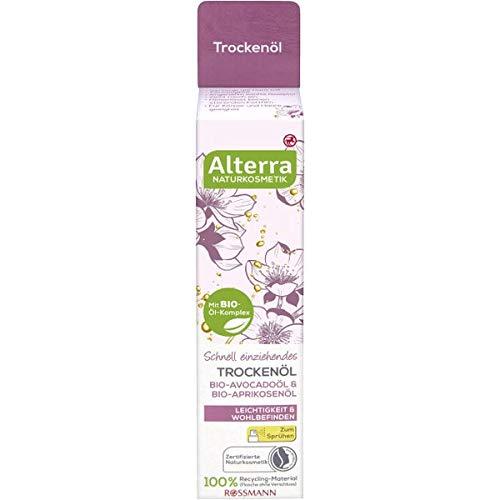 Trockenöl Bio-Avocadoöl & Bio-Aprikosenöl 100 ml