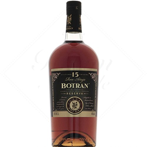 Botran Ron 15 Years Old Reserva 40º - 1000 ml