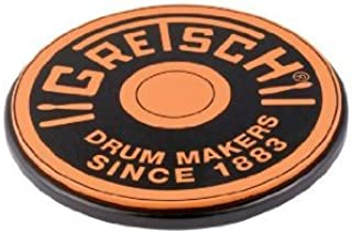 Gretsch (グレッチ) Drums Round Badge Practice Pad 12インチ (並行輸入)