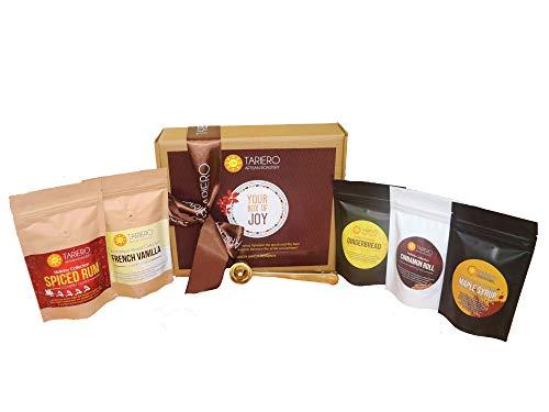 Tariero Artisan Roastery Happy Holidays Coffee Collection Box