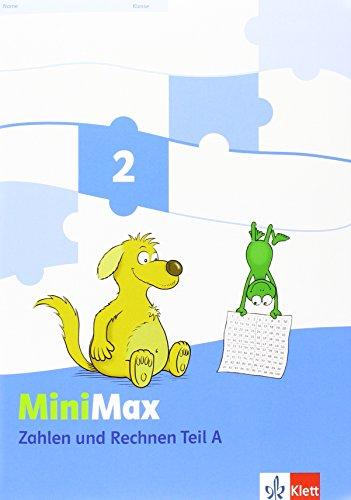 MiniMax 2: Schülerpaket (4 Themenhefte + Lernplaner) - Verbrauchsmaterial Klasse 2 (MiniMax. Allgemeine Ausgabe ab 2014)