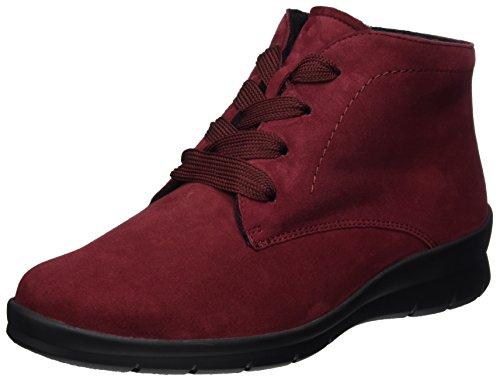 Semler Xenia, Damen Kurzschaft Stiefel, Rot (Chianti), 38 EU (5 UK)