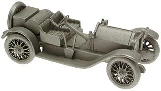 Danbury Mint authentic scale replica pewter car Stutz Bearcat 1914