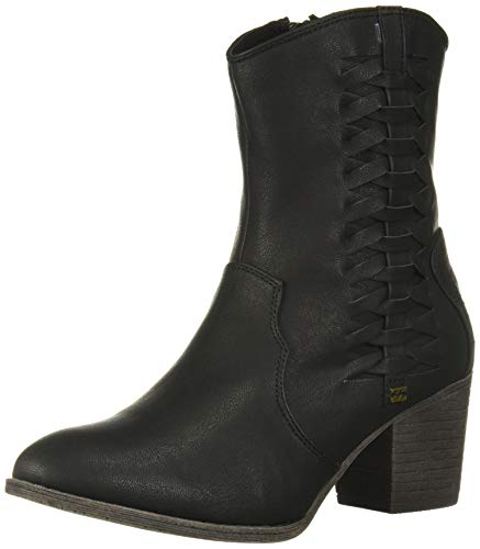 Billabong Women's Pull Me Up Boot Fashion, Black, 7 Medium US