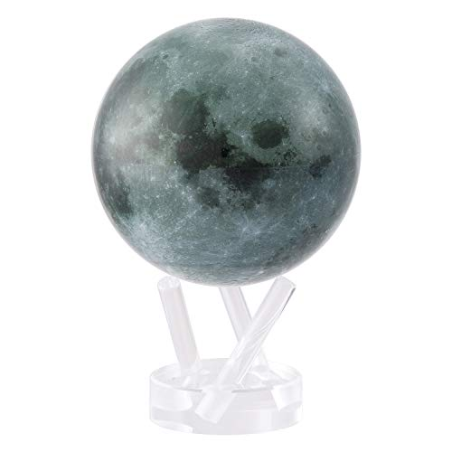 MOVA(ムーバ) 光で回る不思議な月球儀 4.5インチ [並行輸入品]