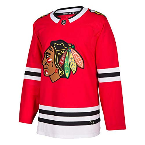 adidas Chicago Blackhawks NHL Men's Climalite Authentic Team Hockey Jersey