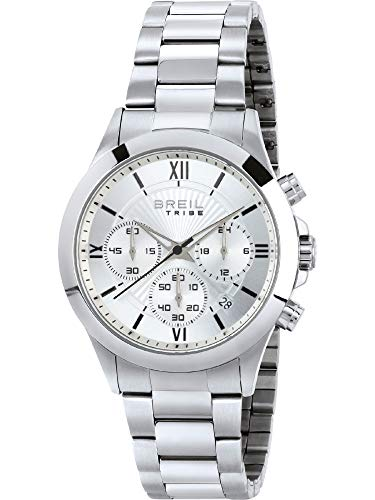 TRIBE Reloj BY BREIL CHOICE Hombre Acero inoxidable Blanco - EW0330