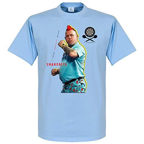 Peter Wright Kids T-Shirt - hellblau - 12 Jahre