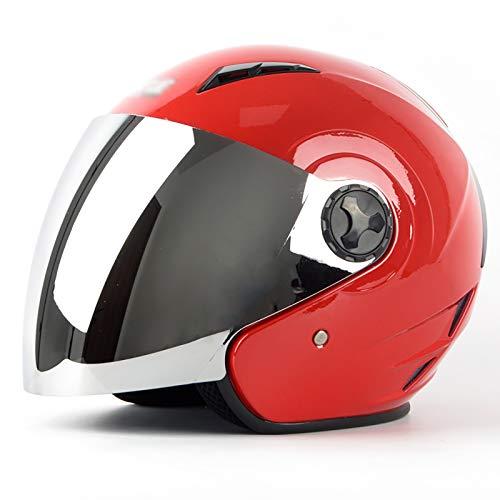 Casco Moto Custom Homologado Marca HONG
