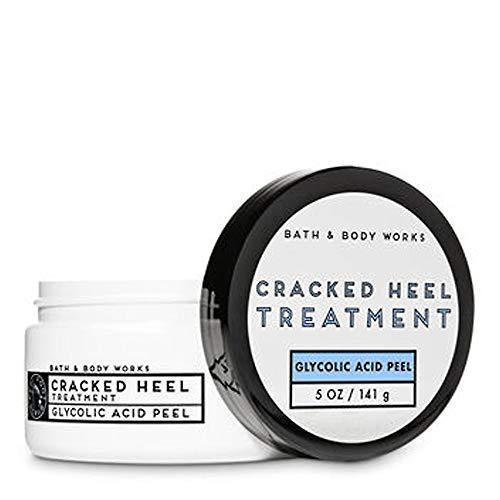 Bath & Body Works Glycolic Acid Peel Cracked Heel Treatment 5 oz / 141 g