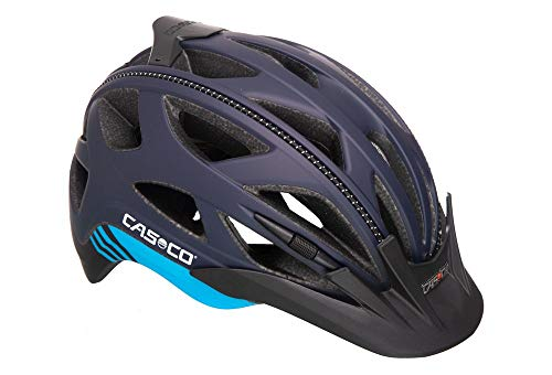 Casco Fahrradhelm Activ 2, Marineblau/Matt, Größe: M 56-58cm