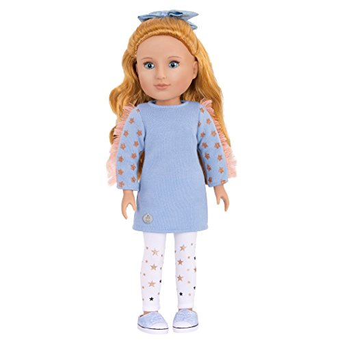 Glitter Girls by Battat - Poppy 14 inch  Non Posable Fashion Doll - Dolls for Girls Age 3 and Up