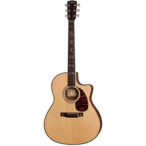 LARRIVEE lv-10Deluxe Serie W/Cutaway akustische Gitarre
