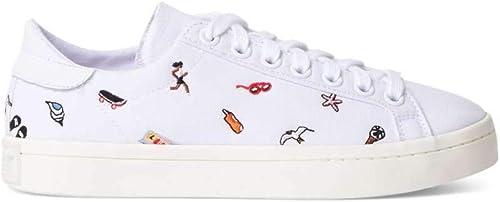 Adidas Courtvantage W, W, Chaussures de FonctionneHommest Femme  vente pas cher