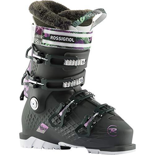 Rossignol Alltrack Elite 90W Damen Skischuhe, Pine Green, 23.0