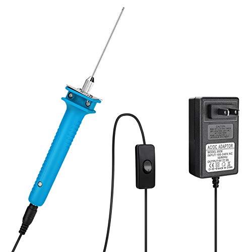 100-240V Hot Wire Foam Cutter, Jhua Hot Knife Foam Cutter Electric Styrofoam...