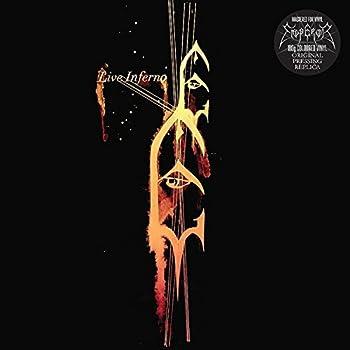 Vinyl Live Inferno (2 LP)(Reissue) Book