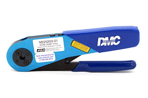DMC AFM8 M22520/2-01 Daniels Crimp Tool