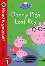 Peppa Pig: Daddy Pig's Lost Key – Read it yourself with Ladybird Level 1