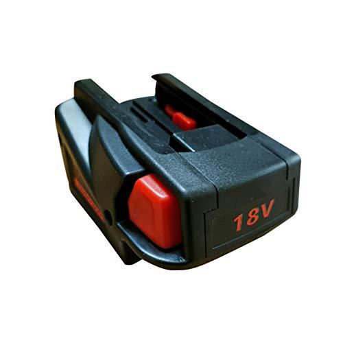 Ashley GAO Adaptador convertidor de herramientas de batería de litio Milwaukee M18 a V18 48-11-1830 48-11-2200 48-11-2230 18v Ni-cd
