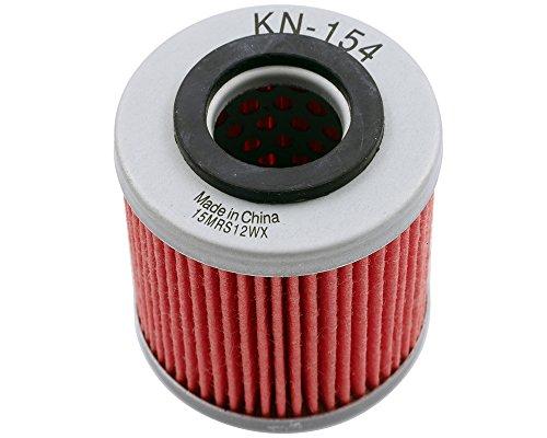 Ölfilter K&N KN154 für Derbi Senda 125 SM 4V DRD