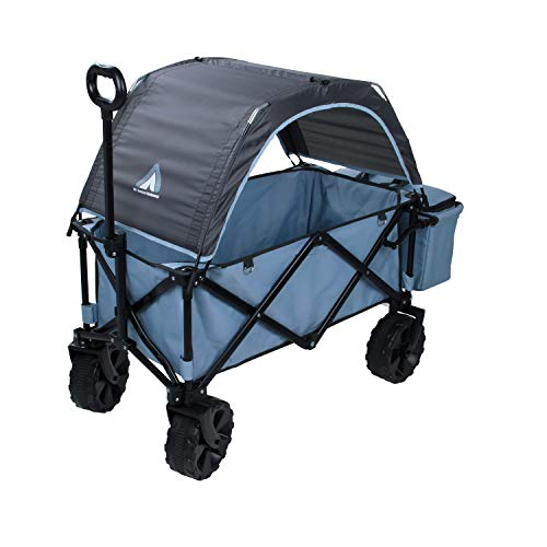 10T Outdoor Equipment Roof Trolley Blu, XL