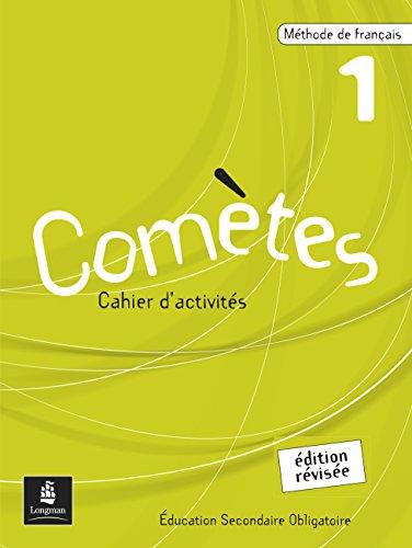 Comètes 1 cahier d