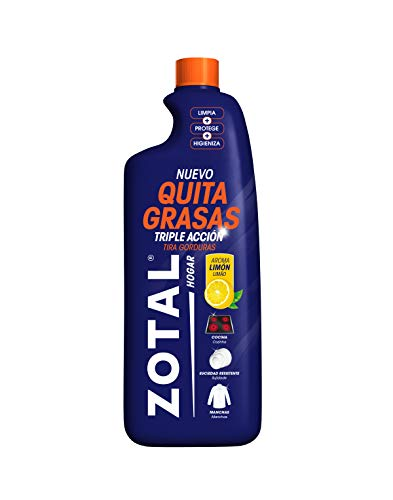 Zotal Hogar Navulverpakking, 12 containers, 750 ml, in totaal 9000 ml
