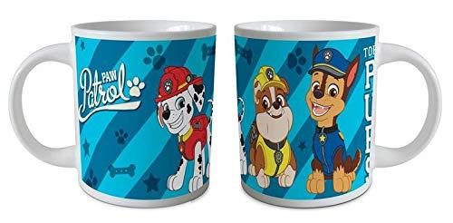 Chase Paw Patrol Tasse Kindertasse (blau)