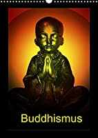 Buddhismus (Wandkalender 2022 DIN A3 hoch): Buddha kreativ gestaltet! (Monatskalender, 14 Seiten )