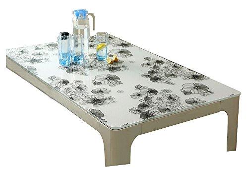 Transparent Durable Table Mat Schreibunterlage Tischdecke, 60 * 120 cm