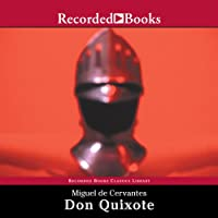 Don Quixote audio book