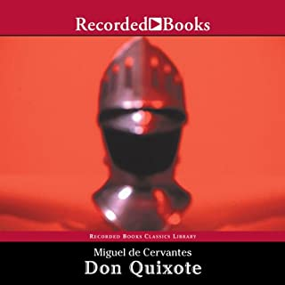 Don Quixote     Translated by Edith Grossman              Written by:                                                                                                                                 Miguel de Cervantes,                                                                                        Edith Grossman (translator)                               Narrated by:                                                                                                                                 George Guidall                      Length: 39 hrs and 37 mins     35 ratings     Overall 4.3