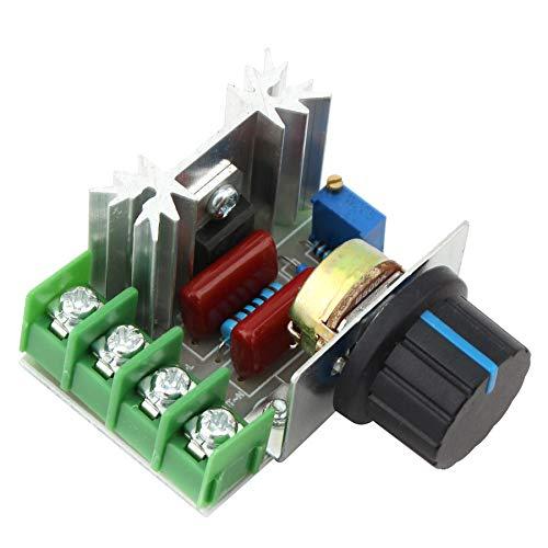 ATEC – Variador de tensión, ideal para taladros eléctricos y lámparas regulables...