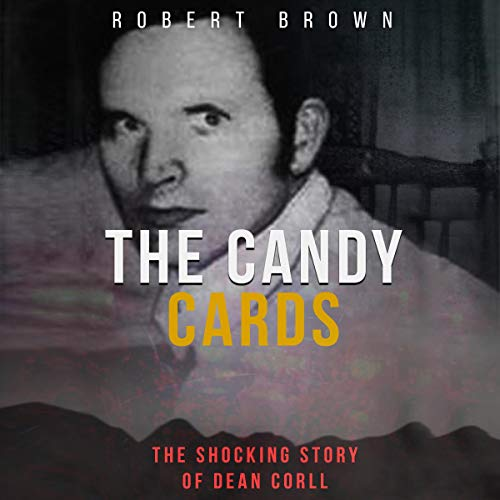The Candy Cards audiobook cover art