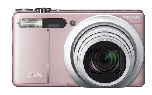 Ricoh CX5 ( 10.6 Megapixel,11 -x opt. Zoom (3 Zoll Display) )