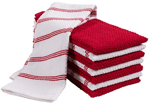 KAF Home Pantry Piedmont Terry Kitchen Towels |...