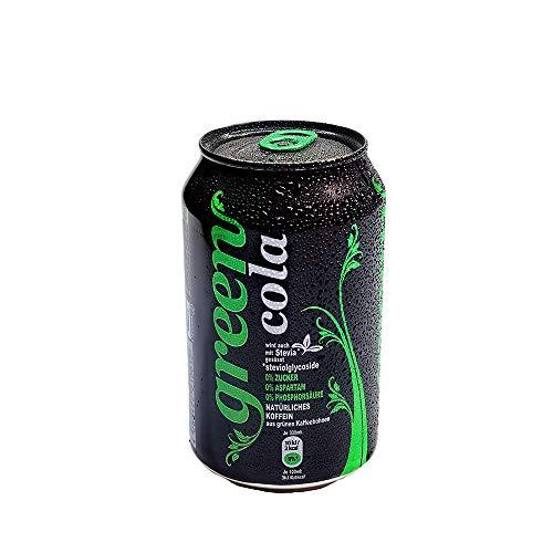 Green Cola Dose, 6er Pack (6 x 333ml)