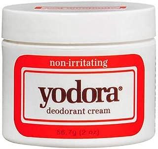 Yodora Deodorant Cream 2 oz (Pack of 2)