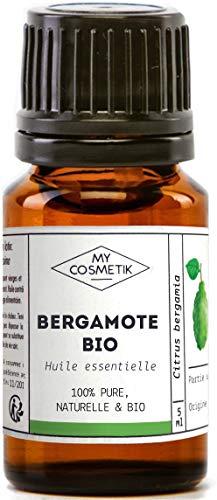 Aceite Esencial de Bergamota orgánico - MyCosmetik - 10 ml