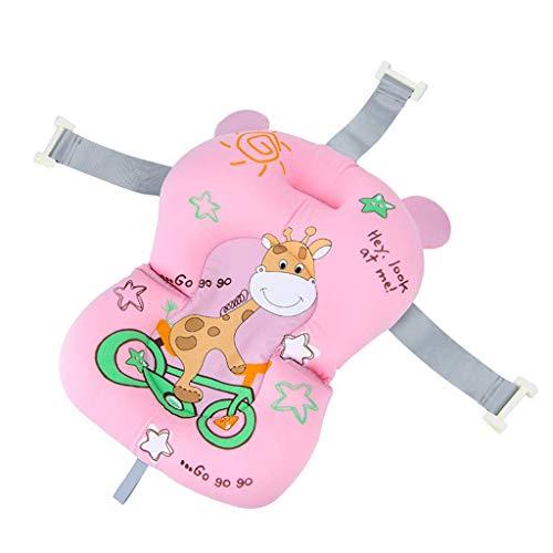 BDD Kissen Babyparty Badewanne Kissen Kissen Rutschfeste Badewanne Matte Neugeborene Sicherheit Bad Kissen, Bad Produkte Vertrieb (Grün),Rosa