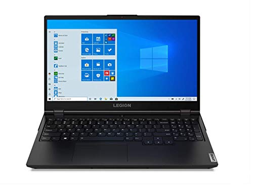 Lenovo Legion 5 Notebook Gaming, Display 15.6  Full HD AntiGlare, Processore Intel Core i7-10750H, 256 GB SSD+1 TB HDD, RAM 16 GB, Scheda grafica GTX 1660 Ti 6 GB GDDR6, Windows 10, Phantom Black