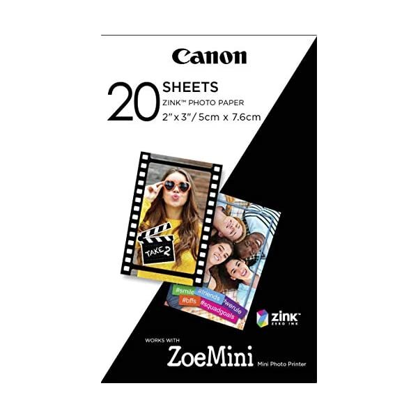 Canon Zink Photo Paper Pack