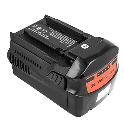 Akku kompatibel mit Hilti TE6A, TE 6A - ersetzt B36, B36V, B36/3.0, B 36/3.0 - Li-Ion 3000mAh 36V