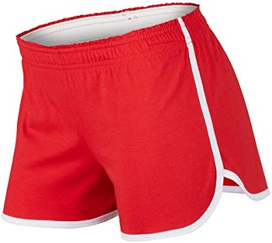 Soffe Junior s Dolphin Shortie Red Large product image